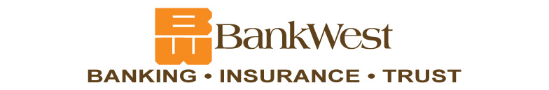 Bank West combined logo
